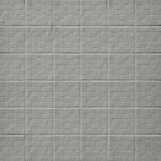 "Sartoria - 2""x2"" TSquare Rainy Day Mosaic Tile TTTSM09N"