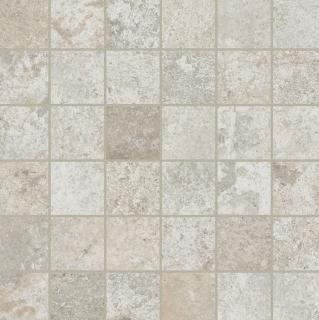 "Unicom Starker - 2""x2"" Debris Flint Mosaic Tile"