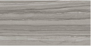 "Happy Floors - 24""x48"" Silver Dark Porcelain Tile (Rectified Edges)"