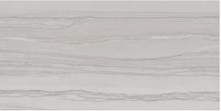 "Happy Floors - 24""x48"" Silver Grey Porcelain Tile (Rectified Edges)"