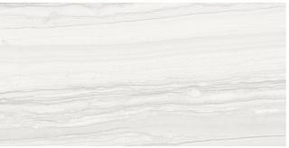 "Happy Floors - 24""x48"" Silver White Porcelain Tile (Rectified Edges)"