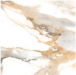 "Happy Floors - 24""x24"" Crash Beige Polished Porcelain Tile (Rectified Edges)"