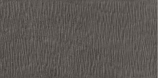 "Happy Floors - 12""x24"" Phase Deco Dark Storm Porcelain Tile (Rectified Edges)"