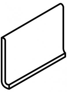 "Marazzi - 6""x12"" Basalto Pomice Cove Base Tile"