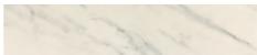 "American Olean - 4""x12"" Ideology Carrara White Matte Porcelain Tile"