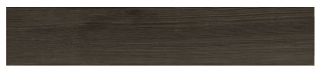 "Interceramic - 7""x36"" Norway Finnmark Brown Ceramic Tile"