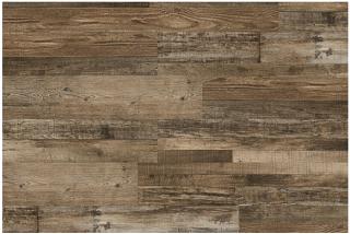 "Chesapeake Flooring - 7""x48"" Farmstead Dalton Rigid Waterproof Vinyl SPC Flooring (Reclaimed Oak)"