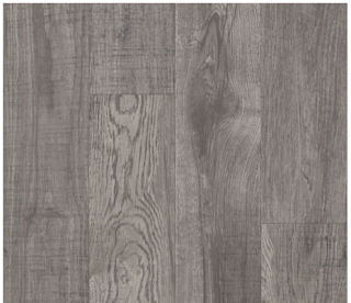 """Armstrong Flooring - American Personality 12 Lakehouse Hickory Alpine Frost Luxury Vinyl Tile (6-1/2""""x48"""")"""