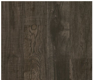 """Armstrong Flooring - American Personality 12 Lakehouse Hickory Artesian Gray Luxury Vinyl Tile (6-1/2""""x48"""")"""