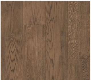 """Armstrong Flooring - American Personality 12 Crafted Oak Nostalgic Russet Luxury Vinyl Tile (6-1/2""""x48"""")"""