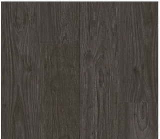 """Armstrong Flooring - American Personality 12 Richland Walnut Charcoal Luxury Vinyl Tile (6-1/2""""x48"""")"""
