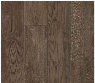 "Armstrong Flooring - American Personality 12 Crafted Oak Smokehouse Brown Luxury Vinyl Tile (6-1/2""x48"")"