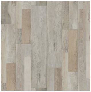 "Anything Goes COREtec - 7""x48"" Enhanced Gray Peak Oak Luxury Vinyl Plank Flooring UV41107006"