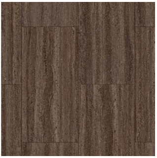 "Anything Goes COREtec - 12""x24"" Enhanced Monarch Travertine Luxury Vinyl Plank Flooring UV41201201"