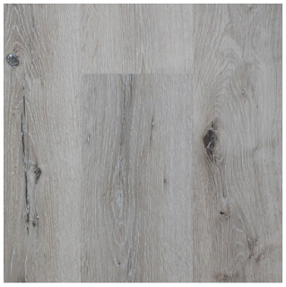 "AxisCor - 7""x48"" Axis Prime Oyster Bay SPC Waterproof Vinyl Plank Flooring"