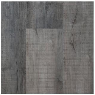 "AxisCor - 7""x48"" Axis Prime Reclaimed SPC Waterproof Vinyl Plank Flooring"
