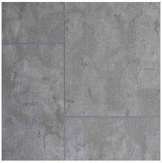 "AxisCor - 12""x24"" Axis Pro 12 Urban Concrete SPC Waterproof Vinyl Plank Flooring"