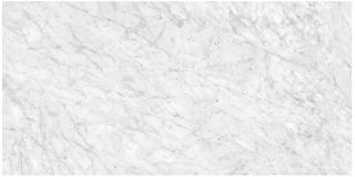 """Anatolia - 12""""x24"""" La Marca Carrara Gioia Polished Porcelain Tile (Rectified Edges)"""