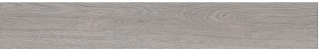 "Happy Floors - 7""x48"" Cambridge Grey Easy Luxury Rigid Core Vinyl Plank Tile"