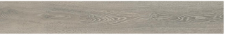 "Happy Floors - 7""x48"" Chateau Silver Easy Luxury Rigid Core Vinyl Plank Tile"