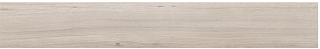 "Happy Floors - 7""x48"" Hampton Fog Easy Luxury Rigid Core Vinyl Plank Tile"