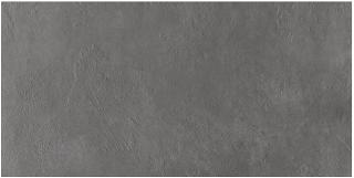 "Happy Floors - 12""x24"" Newton Graphite Semi-Polished Porcelain Tile (Rectified Edges)"