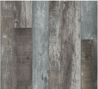 "Armstrong - Empower Inari Lodge - Baltic Blue Multi-Width Luxury Vinyl Plank (4.3"",5.9"" & 7.13"" x 72"" Long)"
