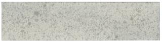 """Anatolia - 3""""x12"""" Obsidian Antique Silver Mirror Mosaic Tile"""