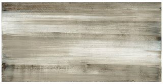 "Milestone - 12""x24"" +One Canvas White Matte Porcelain Tile (Rectified Edges)"