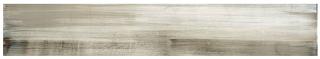 "Milestone - 8""x48"" +One Canvas White Polished Porcelain Tile (Rectified Edges)"