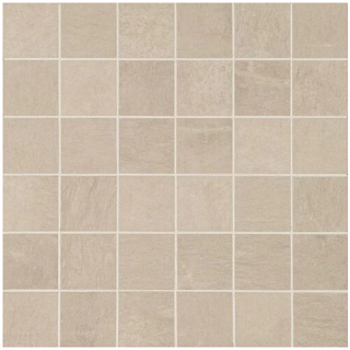 "Marca Corona - 2""x2"" StoneOne Ivory Natural Mosaic Tile"