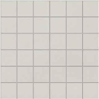 "Happy Floors - 2""x2"" Etna Marfil Porcelain Mosaic Tile (12""x12"" Sheet)"