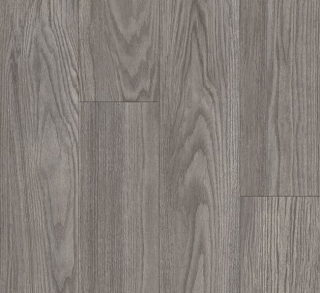"Armstrong - 6""x36"" American Charm 6 Milford Oak Solitary Gray Luxury Vinyl Plank Flooring"
