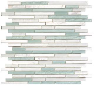 "SoBe Aqua Sticks Mosaic (11.8""x11.8"" Sheet)"