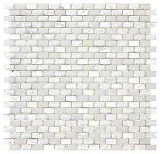 "SoBe Ice Mini-Brick Mosaic (11.3""x11.4"" Sheet)"
