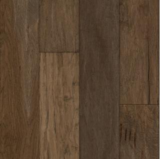 "Hartco - American Scrape 3/8""x6-1/2"" Hudson Valley Hickory Engineered Hardwood Flooring w/ Densitek"