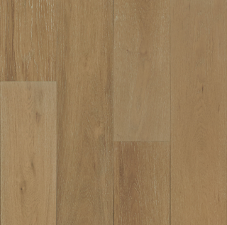 """Hartco - TimberBrushed Gold  1/2"""" thick x 7-1/2"""" wide Sunset Heights White Oak Engineered Hardwood Flooring"""