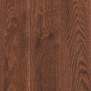 "Hartco - Prime Harvest Elite 9/16"" thick x 7-1/2"" wide Cocoa Brown White Oak Engineered Hardwood Flooring"