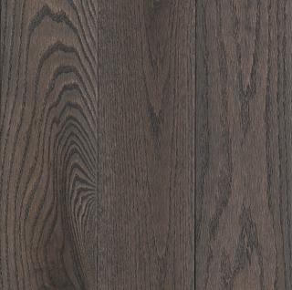 "Hartco - Prime Harvest Elite 9/16"" thick x 7-1/2"" wide Oceanside Gray White Oak Engineered Hardwood Flooring"