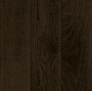 "Hartco - Prime Harvest Elite 9/16"" thick x 7-1/2"" wide Blackened Brown White Oak Engineered Hardwood Flooring"