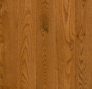 "Hartco - Prime Harvest Elite 9/16"" thick x 5"" wide Gunstock White Oak Engineered Hardwood Flooring"