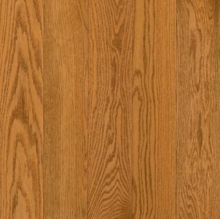 "Hartco - Prime Harvest Elite 9/16"" thick x 5"" wide Butterscotch White Oak Engineered Hardwood Flooring"