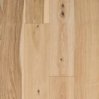 "Hartco - Hydroblok 1/2"" thick x 6-1/2"" wide Abundance of Light White Oak Engineered Waterproof Hardwood Flooring"