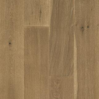 "Hartco - Hydroblok 1/2"" thick x 6-1/2"" wide Warm Modern White Oak Engineered Waterproof Hardwood Flooring"