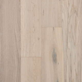"Hartco - Hydroblok 1/2"" thick x 6-1/2"" wide Winter Palette White Oak Engineered Waterproof Hardwood Flooring"