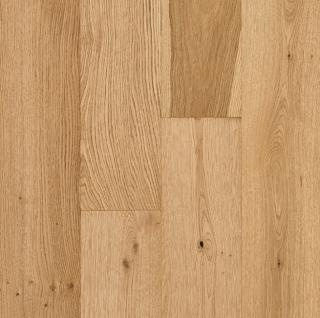 "Hartco - Hydroblok 1/2"" thick x 6-1/2"" wide Woods Edge White Oak Engineered Waterproof Hardwood Flooring"