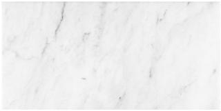 "3""x6"" Bianco Venatino Honed Marble Tile 72-031"