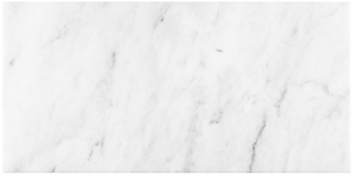 "3""x6"" Bianco Venatino Polished Marble Tile 72-034"