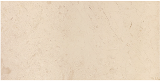 "3""x6"" Berkshire Crema Polished Marble Tile 72-035"