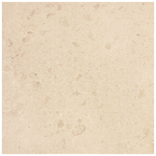 "18""x18"" Berkshire Crema Polished Marble Tile 72-309"